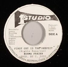 NORMA FRAZER - FIRST CUT IS THE DEEPEST (STUDIO 1) 'ROUGHER YET' 1967