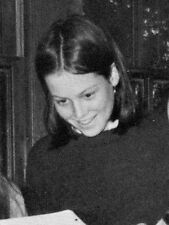 1966 Sigourney Weaver High School Yearbook~Aliens~Ripley~Ghostbusters~Avatar~++
