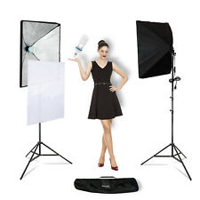 Photo Studio Lighting Softbox Stand Photo Equipment Soft Box Studio Light Kit