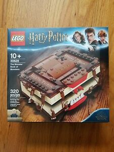 NEW! Lego 30628 Harry Potter The Monster Book Of Monsters