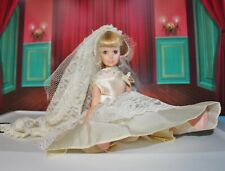 EEGEE CO. DOLL 1963 BRIDE APP 15 INCHES TALL SUPER CONDITION ! ANTIQUE!!
