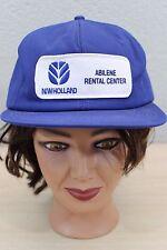New Holland Abilene Texas TX Rental Center Baseball Trucker Cap Hat Snapback