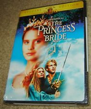The Princess Bride (DVD, 2001), NEW & SEALED, REGION 1, WIDESCREEN, VERY FUNNY!