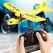 FX-803 RC Helicopter Plane Glider Airplane EPP foam 2 CH 2.4G Kid Toys Yellow
