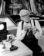 "ALAN NAPIER AS ALFRED IN ABC TV SERIES ""BATMAN"" - 8X10 PUBLICITY PHOTO (DA-569)"