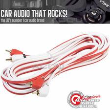 Vibe Audio Ad 5m Triple Blindé Voiture Stéréo Amplificateur 2 Rca Phono Câble