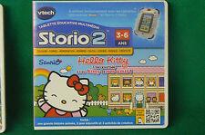 STORIO 2 VTECH jeu Hello Kitty une journée avec Kitty et ses amis
