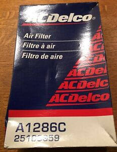 ACDelco air filter FITS 1992-2004 MULTIPLE Toyotas (Camry,Celica,Solara,Avalon)