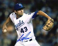 Aaron Crow 2011 Kansas City Royals All-Star Autographed Signed 8x10 Photo COA