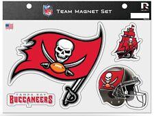 Tampa Bay Buccaneers Premium Multi Die Cut Magnet Sheet Heavy Duty Auto Home