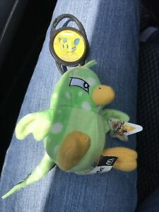 2005 Neopets McDonald's Speckled Pteri With ALL TAGS (Star, Tush & Petpet)