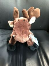 Webkinz Moose Brand New With Sealed/Unused Code Tag.~* Smoke Free Home *