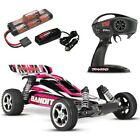 NEW Traxxas Bandit XL-5 RTR PINK Electric Buggy w/TQ 2.4GHz, Battery & Charger