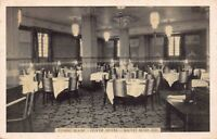 Postcard Dining Room at Oliver Hotel in South Bend, Indiana~126668