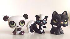 Littlest Pet Shop LPS Figures - Mixed Animals Set - Set 1