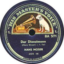 Hans Moser - Der Dienstmann - 1936