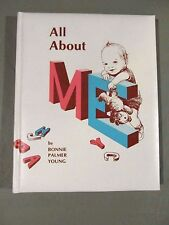 Vintage 1972 All About Me Baby Keepsake Memory Book by Moody Press Hardcover