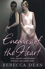 Enemies of the Heart, Dean, Rebecca, New Book