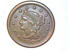1857 US Large Cent 816