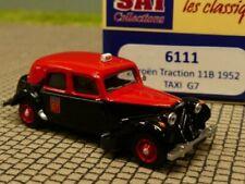 1/87 SAI Citroen Traction 11B Taxi G7 6111