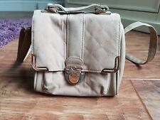 New Look Beige Handbag - Very Good Condition