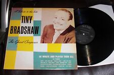 TINY BRADSHAW  Tribute to Late Great Composer Sing Denmark issue NM