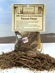 FOREST WOODY DEBRIS, Stumps, Scenery Detail, REAL WOOD, HO / N / O / S FREESHIP