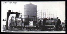 1977  --  TRAIN VAPEUR A LA VILLETTE EN 1961   3N218