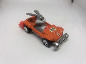 Corgi Bugs Bunny Buggy 1979
