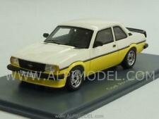 Opel Ascona B i2000 1980 Yellow/White 1:43 NEO 43710