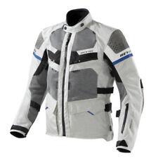 Giacche grigi marca Rev ' it per motociclista uomo