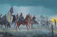 Mort Kunstler Thunder in the Valley Limited Edition Civil War Print S/N