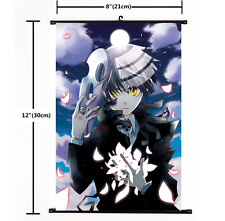 Anime Unkai Tenshi SOUL EATER Death the Kid Wall Scroll poster cosplay 2304