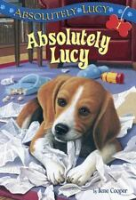 A Stepping Stone Book: Absolutely Lucy by Ilene Cooper