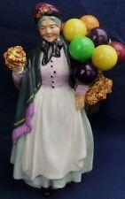 Royal Doulton figure BIDDY PENNY FARTHING HN 1843 produced 1938-1998