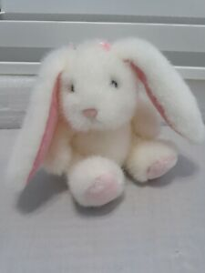 "Pudding Bunny Rabbit 6"" Stuffed Easter New With Tags Plush"