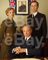 Foyle's War (TV) Michael Kitchen, Honeysuckle Weeks, Anthony Howell  10x8 Photo