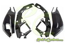 Carbon protection set ( frame + swingarm covers ) BMW S1000 RR 2009-2011