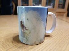 Old English Sheepdog Dog Coffee Mug Xpres 1993 Walter Chandoa Guc