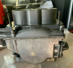 Genuine Made In Italy Weber 40 DCNF 12 Carburettor ferrari, lancia. alfa romeo