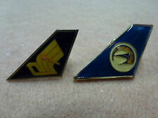 Singapore Airlines & Air Pacific Airlines Tail Pins