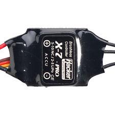 Brushless Controleur Vitesse Télécommande x 7 Pro avec bec Hacker MOTOR 87100000