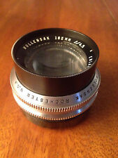 WOLLENSAK VELOSTIGMAT ENLARGING LENS 4.5 162MM EXCELLENT CONDITION