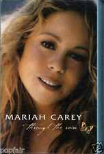 MARIAH CAREY - THROUGH THE RAIN / REMIXES 2002 EUROPEAN ONLY CASSINGLE