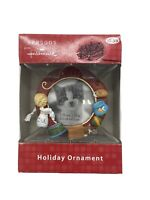 """Hallmark Holiday Ornament """"The Cat's Meow"""" Christmas Picture Frame"""