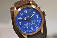 XO Retro Men's M1 'Abrahams Tank DNA'  R.G.Tone, Blue Dial 'Desert Storm' Watch
