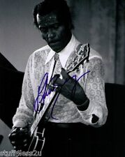 Chuck Berry 8x10 Signed RP