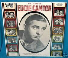 LP George Jessel Presents EDDIE CANTOR Sealed!