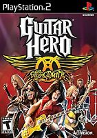 Guitar Hero: Aerosmith (Sony PlayStation 2, 2008)