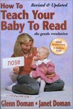 How to Teach Your Baby to Read-ExLibrary